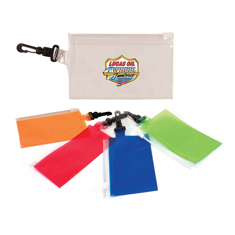 Clip 'n Go Bag, Full Color Digital