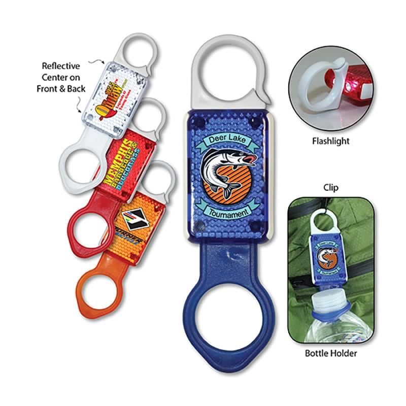 4 in 1 Safety Clip, Full Color Digital