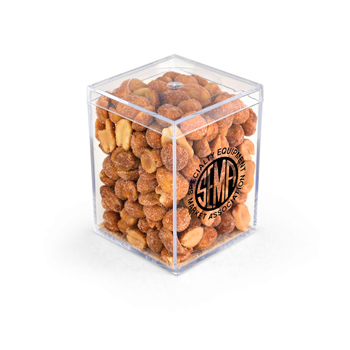 "3"" Geo Container - Honey Roasted Peanuts"