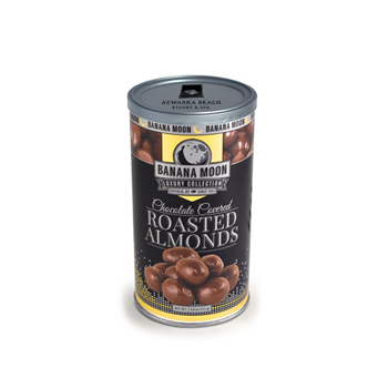 Banana Moon Luxury Collection-Chocolate Covered Roasted Almonds