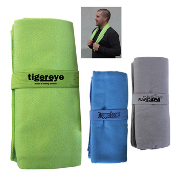 Fold-Away Absorbent Towel