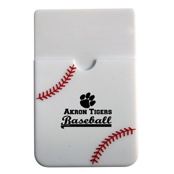 Textured Sport Smart Wallet - Baseball