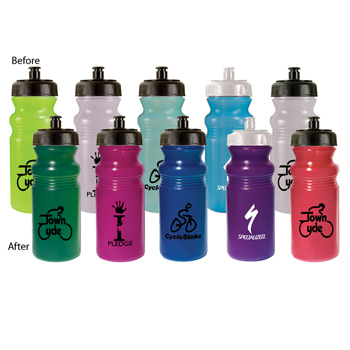 20 oz. Sun Fun Cycle Bottle - BPA Free
