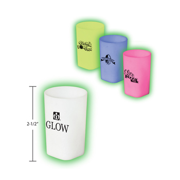 2 Oz. Nite Glow Shot Glass