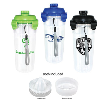 24 oz. Shaker/Juicer Bottle