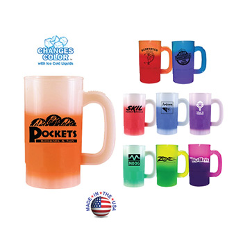 14 OZ Mood Beer Stein