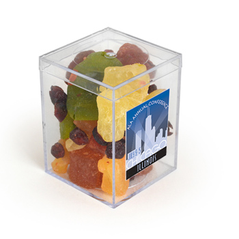 "3"" Geo Container-Island Fruit Mix, Full Color Digital"