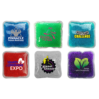 Gel Bead Hot/cold Pack,Full Color Digital