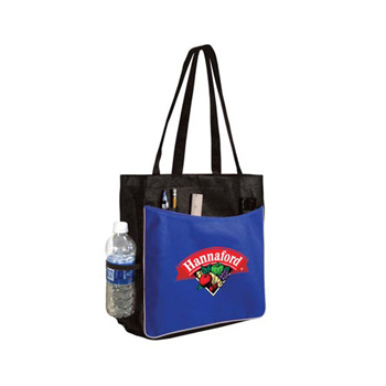 Non-Woven Business Tote Bag, Full Color Digital