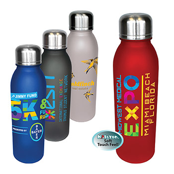 25 oz. Halcyon® Tritan™ Bottle, Full Color Digital