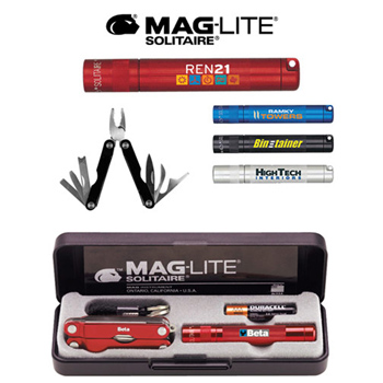 K3A Mag-Lite Solitaire & Multi-Function Tool Combo, Full Color Digital