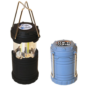 Halcyon™ Collapsible Lantern, Full Color Digital
