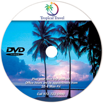 DVDR - Blank/Recordable, Full Color Digital